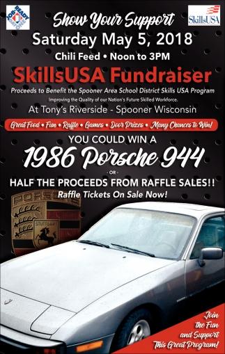 SkillsUSA Fundraiser