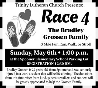 Race 4 The Bradley Grossen Family
