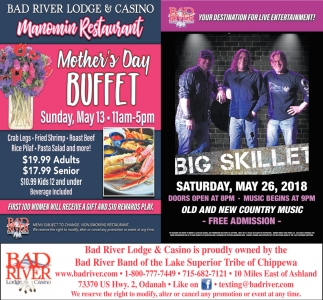 Mother's Day Buffet / Big Skillet