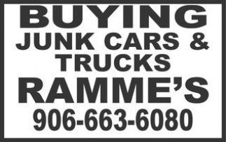 BUYING JUNK CARS AND TRUCKS