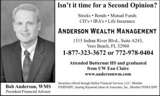 Stocks, Bonds, Mutual Funds, CD's, IRA's, Life Insurance