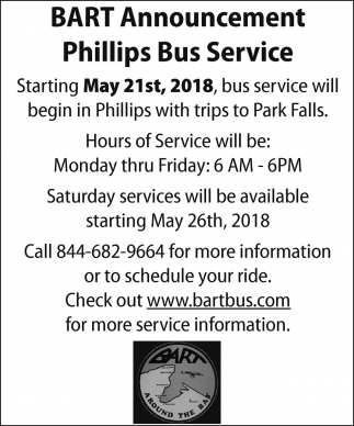 Phillips Bus Service