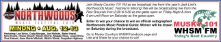 Jack Link's Northwoods Music Festival