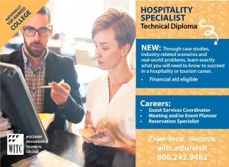 Hospitality Specialist