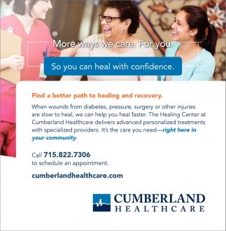 The Healing Center at Cumberland Healthcare