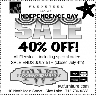 Independence Day Sale 40% off