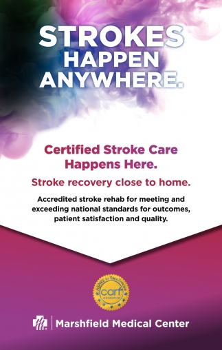 Certified Stroke Care
