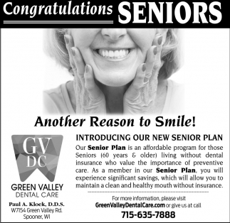New Senior Plan