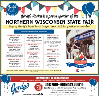 Northern Wisconsin State Fair
