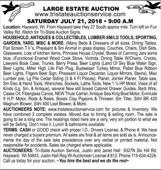 Large Estate Auction