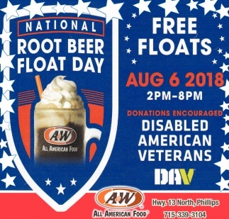 National Root Beet Float Day