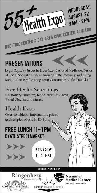 55+ Health Expo