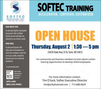SOFTEC Training