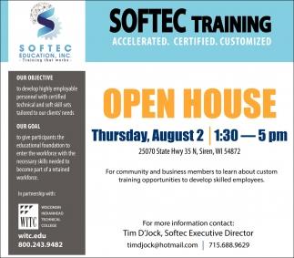 SOFTEC Training