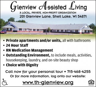 Private Apartment Living or Private Units