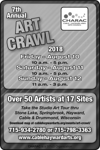 7th Annual Art Crawl