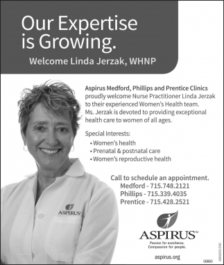 Welcome, Linda Jerzak, WHNP