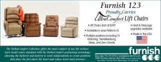 Ultra Comfort Lift Chairs