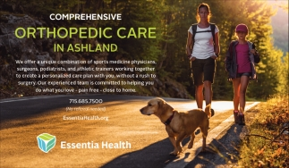 Comprehensive Orthopedic Care