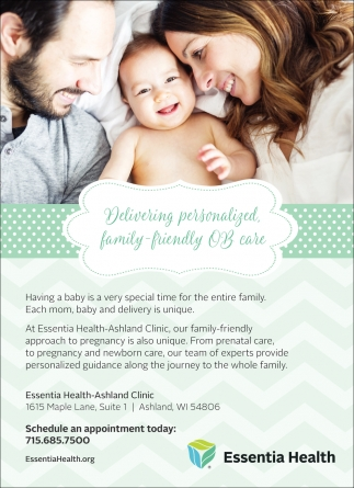 Delivering Personalized Family-Friendly OB Care