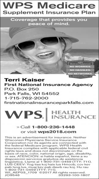 WPS Medicare Supplement Insurance Plan