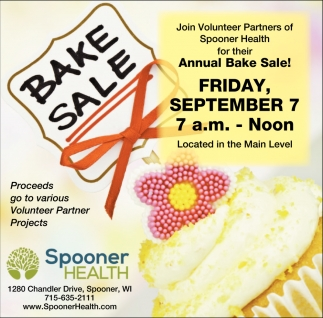 Bake Sale