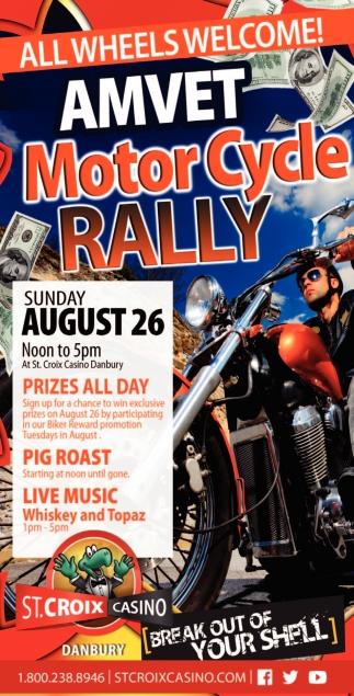 AMVET Motorcycle Rally