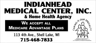We accept all medicare advantage plans