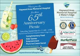 65th Anniversary Picnic