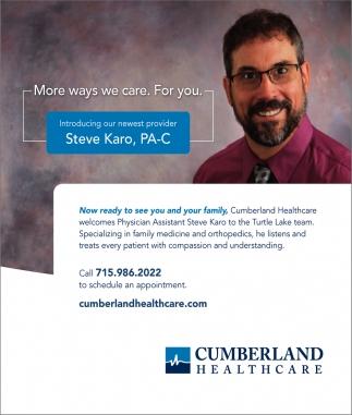 Steve Karo, PA-C