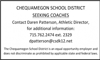Seeking Coaches