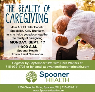 The Reality of Caregiving