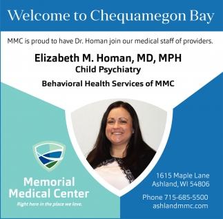 Elizabeth M. Homan, MD, MPH