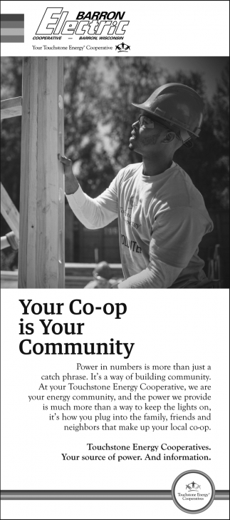 Your Co-op is Your Community