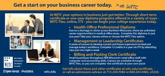 Get a start on your business career today