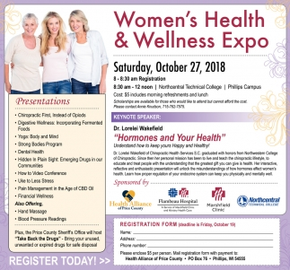 Women's Health & Wellness Expo
