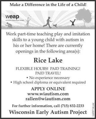 Part-time teaching play