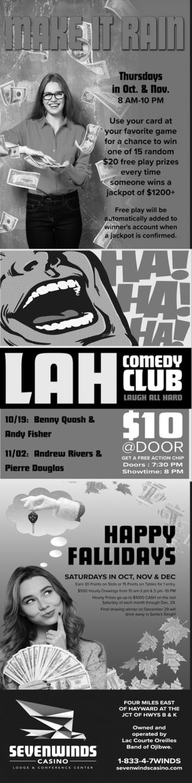 LAH Comedy Club