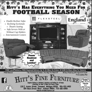 Recliners, Sectionals, Sofas