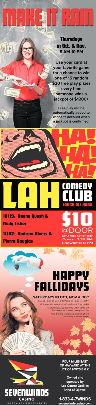 LAH Comedy Club
