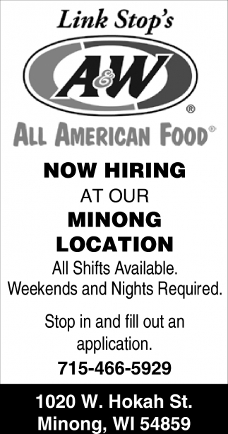 All Shifts Available