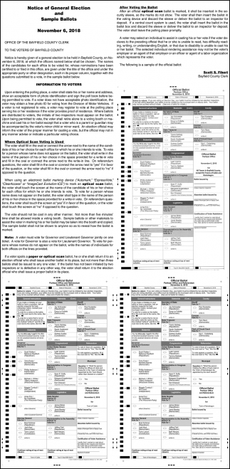 Nov 6   waukesha 2018 fall election voting guide   waukesha, wi patch.