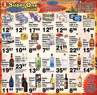 Prices good Nov. 4th-10th