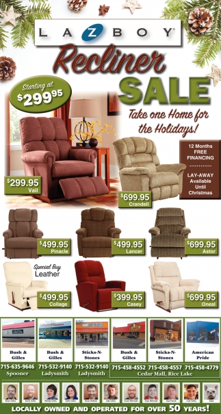 Lazboy Recliners Sale