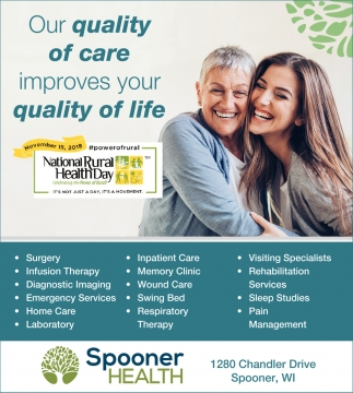 Our Quality of Care Improves Your Quality of Life