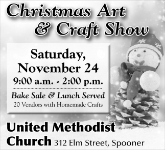 Christmas Art & Craft Show