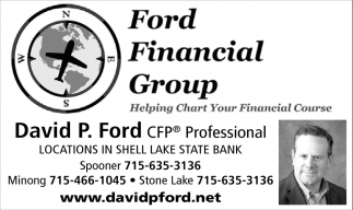 CFP Professional - David P. Ford