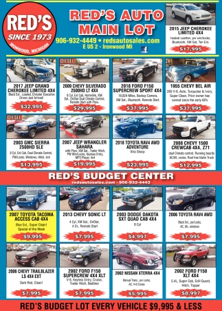Auto Main Lot