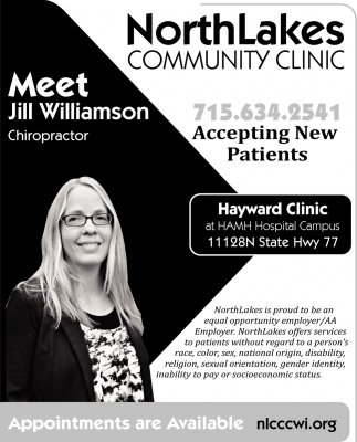 Meet Jill Williamson Chiropractor