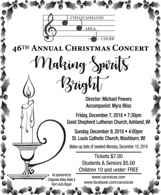 46th Annual Spring Concert